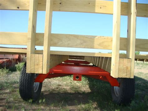 Hay Rack Log Trailer by Hay Wagon Trailer Rack Ready For Parade Or Work