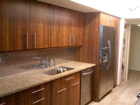 Bamboo Kitchen Cabinets by Miami Bamboo Kitchen
