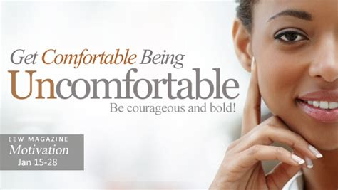 Get Comfortable by Get Comfortable Being Uncomfortable Deana Murphy