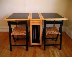 Folding Table With Chairs Inside Stunning Folding Table With Chair Storage Inside Drop Leaf Table In Folding Table With Chairs