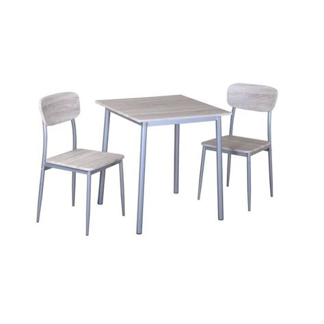 cdiscount table et chaise table cuisine 2 chaises achat vente pas cher