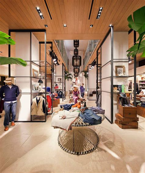 interior design stores nyc bahama store by michael neumann architecture new york city 187 retail design