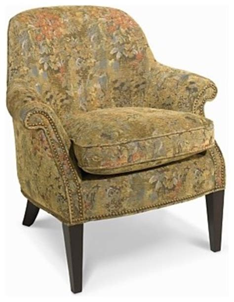 Traditional Accent Chairs Living Room Marche Living Room Chair Traditional Armchairs And Accent Chairs By Macy S