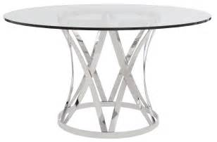 Glass Top Circular Dining Table Dining Room Fabulous Glass Top Dining Table Metal Base For Dining Room Furniture Design