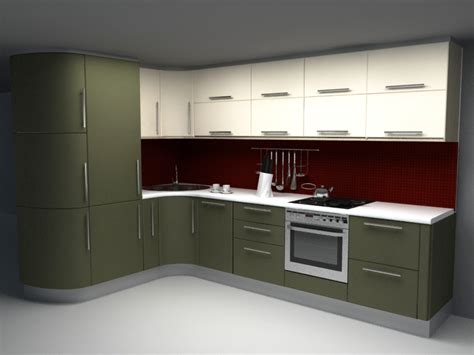 3 kitchen set kitchen set downloadfree3d