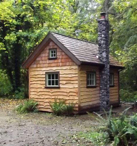 micro cabin cabin owl and tiny cabins on pinterest