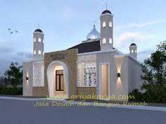 Rumah Modern Hargamurah contoh desain masjid minimalis modern terbaru 2016