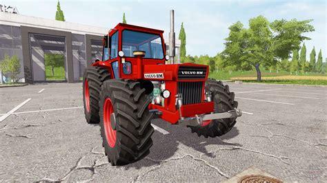 volvo bm   farming simulator