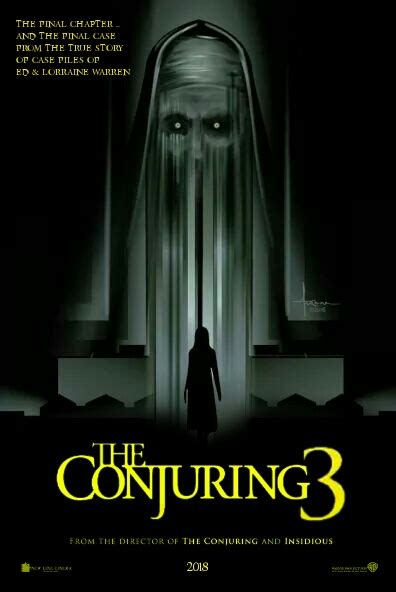 film insidious histoire the conjuring 3 horror pinterest horror movie and