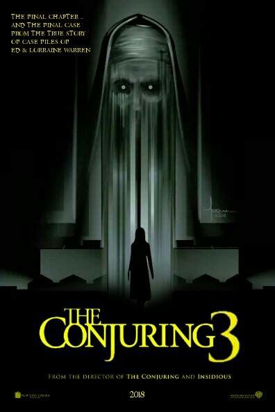 film groaza insidious the conjuring 3 horror horror movies pinterest
