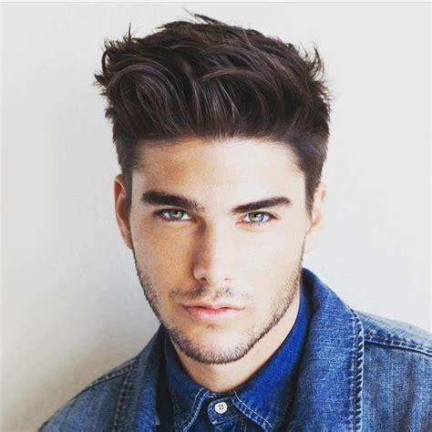 style rambut pria kurus model rambut