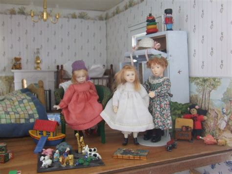 a doll s house wife christmas dollhouse celebration 171 nancy lee moran blog