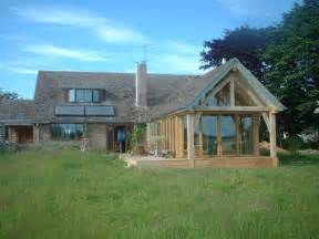 oak framed bungalows large bungalow extension 3 the christopher hunt practice
