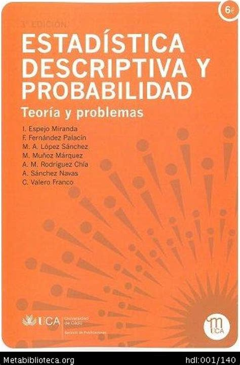libros de estadistica inferencial 1 pdf libro de estadistica descriptiva e inferencial manuel libro de estadistica descriptiva e