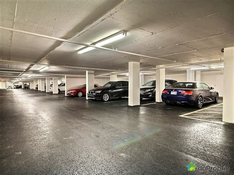 underground parking buying a condo better get that parking spot