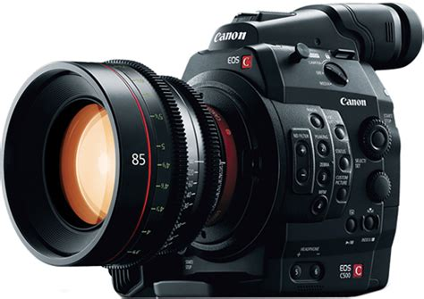 Canon C500 Eos 4k canon goes 4k two ways eos 1d c and eos c500 cameras