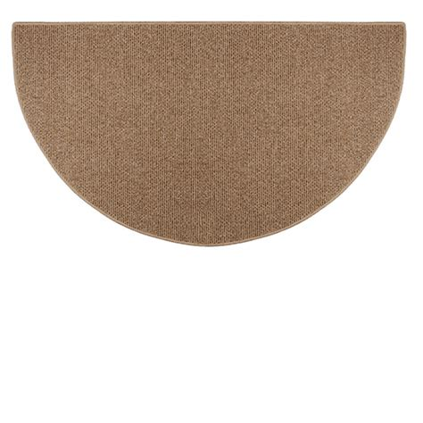 half rugs sale goods of the woods butterscotch sisal weave half hearth rug 27 inch x 48 inch