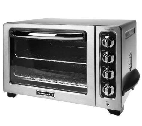 Kitchenaid 12 In Countertop Convection Oven by Kitchenaid 12 Quot Countertop Convection Oven W Broil Pan