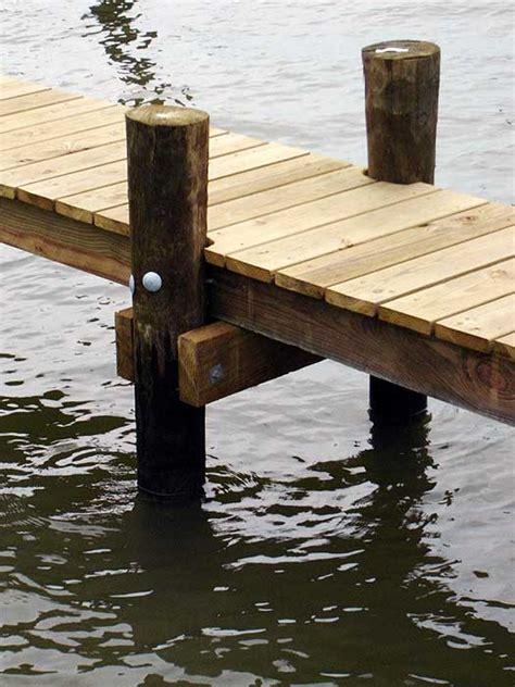boat dock supply boat dock poles fixs project