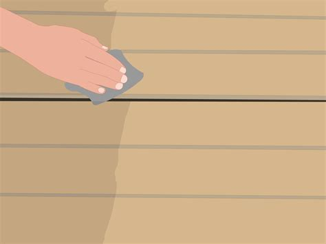 removing paint from woodwork 4 ways to remove paint from wood wikihow