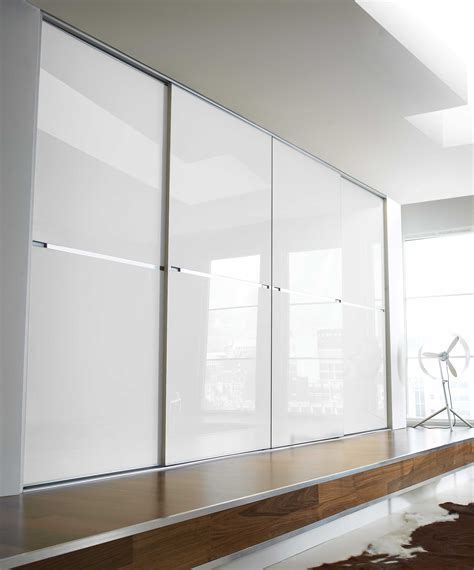 glass door designs for bedroom white glass sliding door wardrobe design for luxury