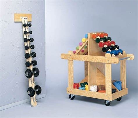 Build Dumbbell Rack by The Gallery For Gt Diy Sauna Plans