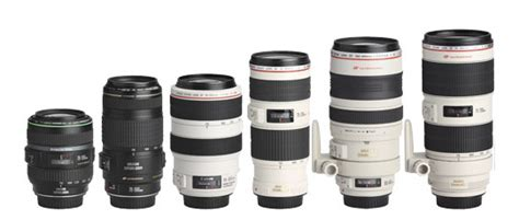Lensa Canon Biasa sejarah dan jenis lensa canon