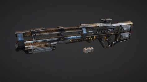 killing floor 2 railgun render killingfloor