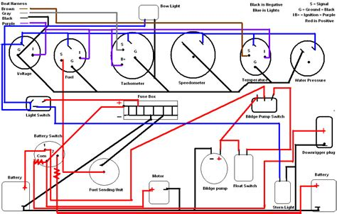 stunning bass boat wiring diagram pictures inspiration