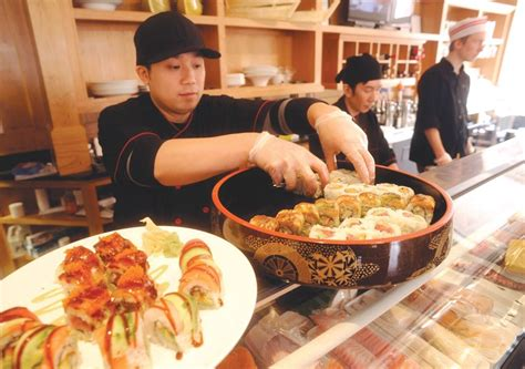 asiana house best sushi asiana house food