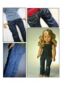 Jeans Pattern For American Girl Doll | liberty jane jeans pattern for american girl dolls