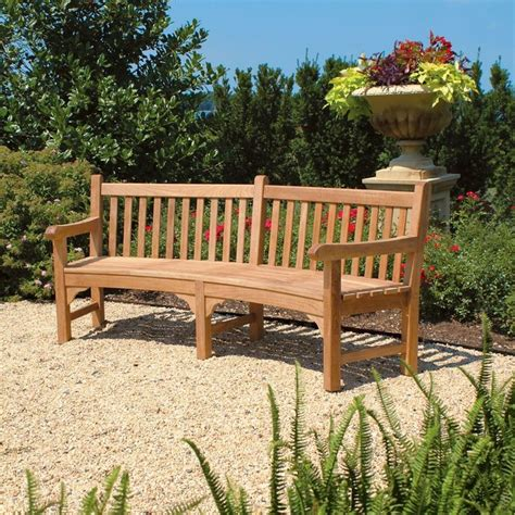 country casual benches 24 best images about curved benches on pinterest curved bench teak and antiques