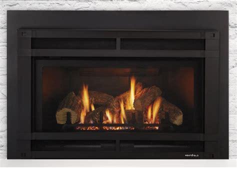 Heat Glo Gas Fireplace Inserts by Heat Glo Supreme I30 Gas Insert Portland Fireplace Shop