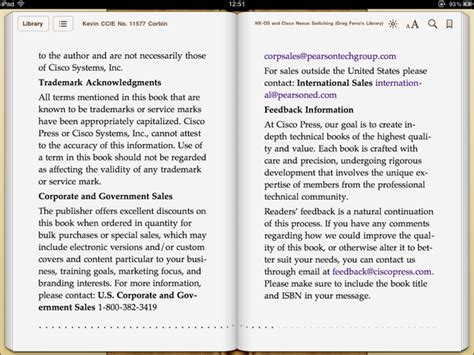 format epub compatible ipad review cisco press books in epub format etherealmind