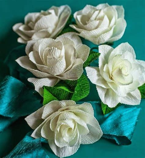 Como Hacer Flores De Papel Crepe Cositasconmesh | como hacer flores de papel crepe cositasconmesh