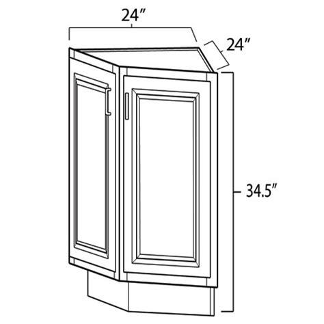 24 inch corner base cabinet base end corner cabinet 24 quot cinnamon maple glaze