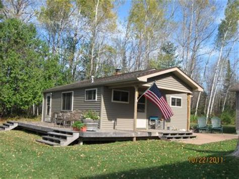 Secluded Cabin Rentals In Michigan by Secluded Lakefront Cottage On Ocqueoc Lake Vacation Rental In Michigan