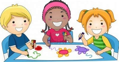 wallpaper anak belajar 15 gambar kartun anak sedang belajar yang unik dan