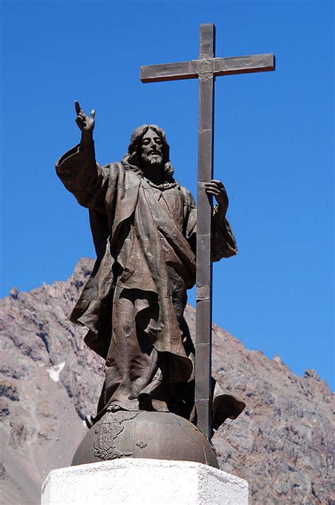 the redeemer of the andes