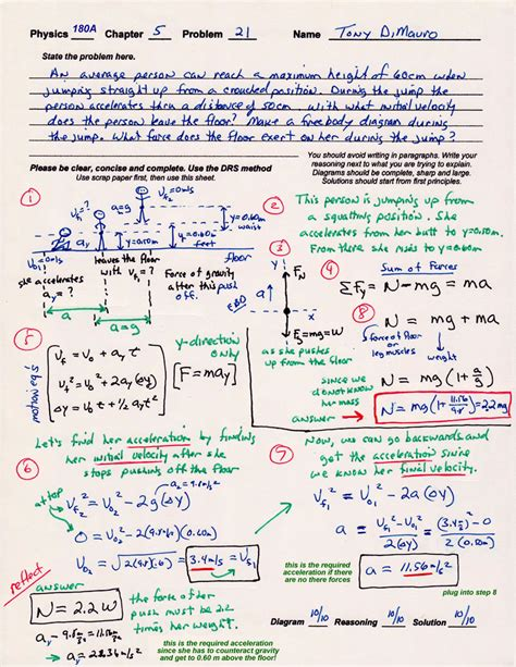 Pdf How To Do Physics Energy Problems physics 195 practice problems