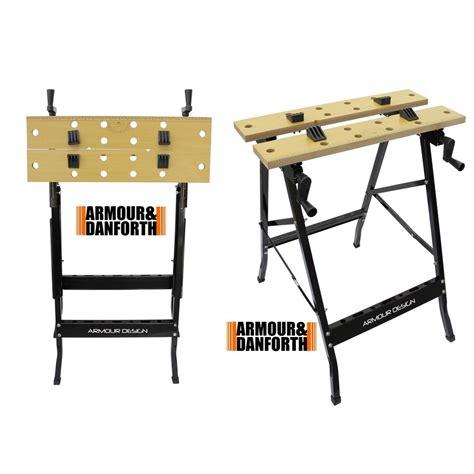 tavolo pieghevole brico armour banco da lavoro pieghevole shop su brico io