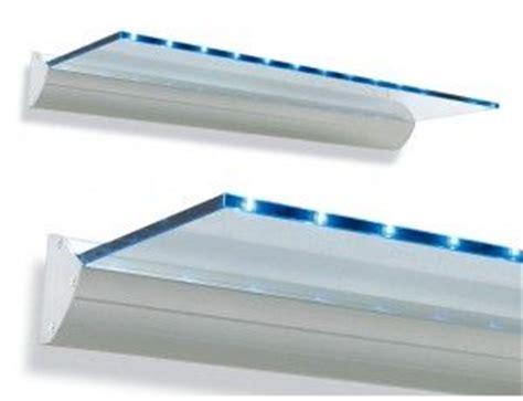 mensole illuminate a led palau mensola luminosa mensola illuminata con fonte