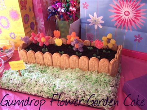 Flower Garden Cake Ideas If I Can Make Em So Can You 10 Diy Birthday Cake Ideas Activities Saving Money