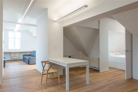 attic apartment arhitektura d o o office archdaily