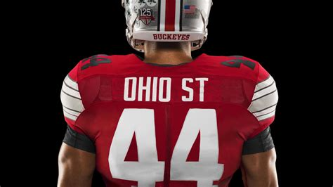 ohio state football colors nike reveals college football playoff national