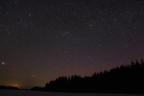 Starry D starry sky a frozen lake by antza2 on deviantart