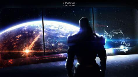 Mass Effect Desktop Wallpaper Mass Effect Wallpapers Hd Wallpaper Cave