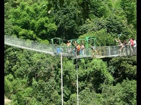 canyon swing nepal canyon swing nepal youtube