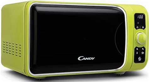 Candy EGO retro microwave ovens