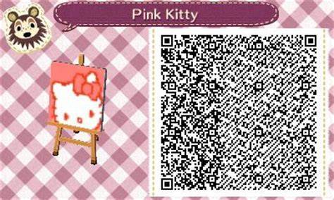 animal crossing pink wallpaper qr codes pin by michael new on animal crossing new leaf pinterest